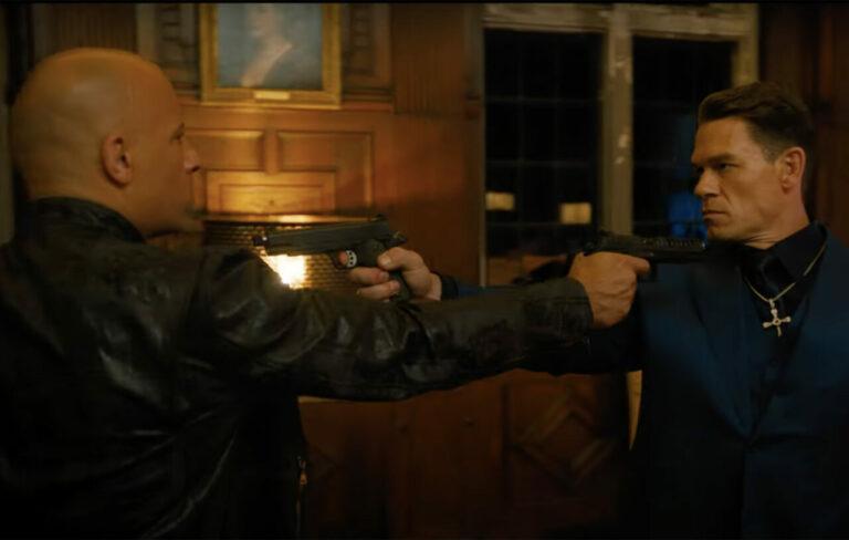 Trailer Kereta Fast & Furious 9