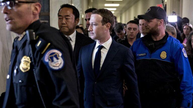 Mark Zuckerberg Paling Mahal Dibayar Keselamatan
