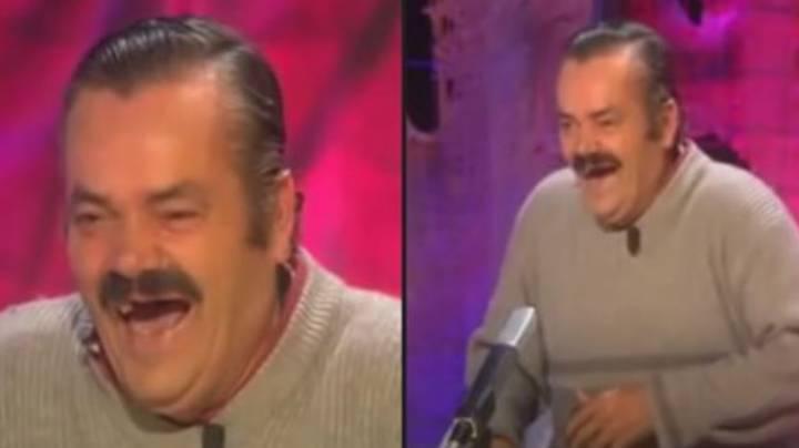 Lelaki Meme Ketawa Meninggal Dunia
