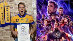 Pecah Rekod Dunia Tonton Avengers: Endgame