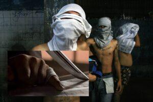 Geng Kongsi Gelap Rekrut Pelajar, Ritual Angkat Sumpah Berdarah