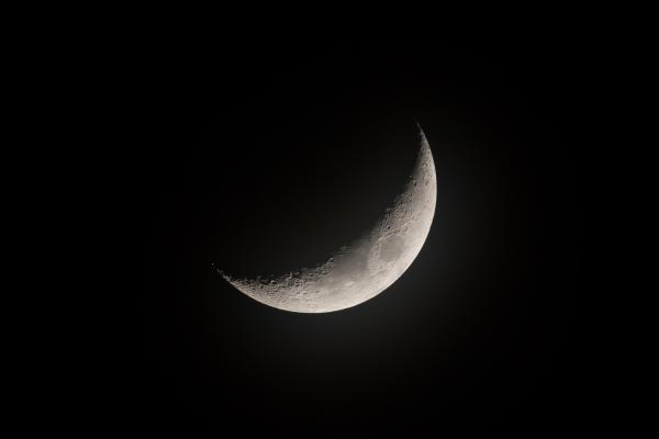 Bulan Pernah Hilang Dari Langit Bumi
