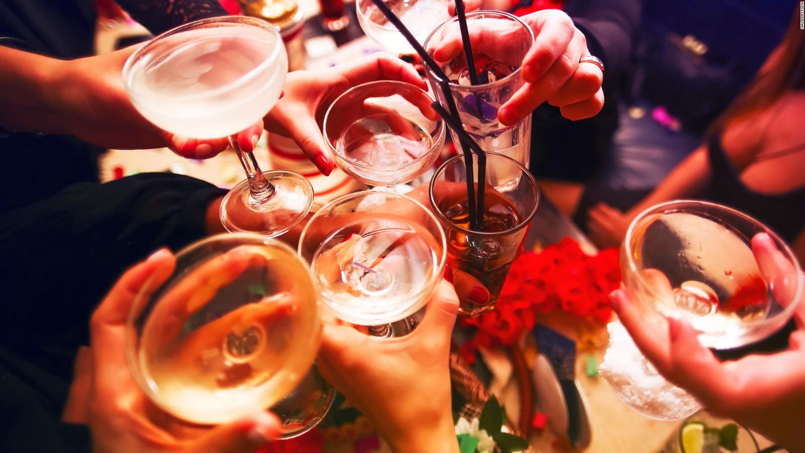 Alkohol Rosakkan Otak Walaupun Kuantiti Sedikit