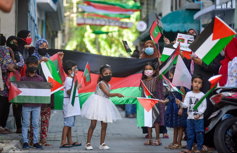 Maldives Putuskan Hubungan Dengan Israel