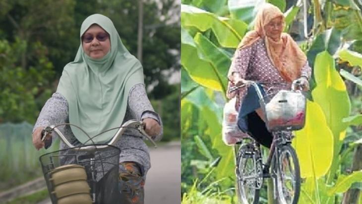 37 Tahun Setia Hantar Bekal Ke Tempat Kerja Arwah Suami, Kisah Rindu Mak Cik Saadiah Jadi Inspirasi Iklan Raya SAJI 6