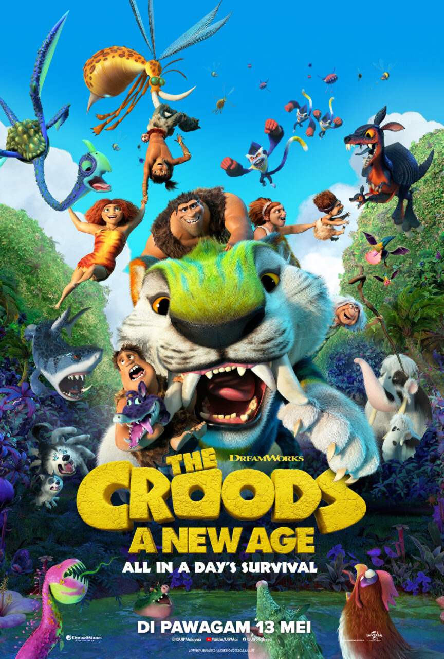 Tonton The Croods: A New Age