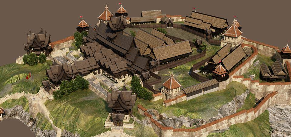 Masjid Kesultanan Melaka A Famosa