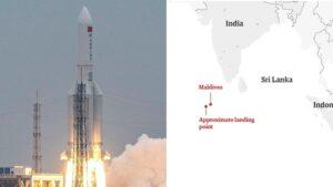 Serpihan Roket China Akhirnya Dilapor Terhempas Di Lautan Hindi 4