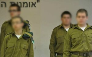 Unit 9900 Unit Perisik Khas Tentera Israel Yang Dianggotai Remaja Autisme 3