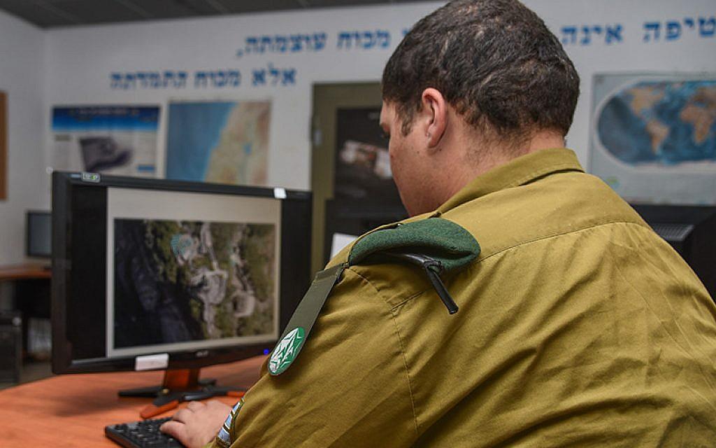 Unit 9900 Unit Perisik Khas Tentera Israel Yang Dianggotai Remaja Autisme 4