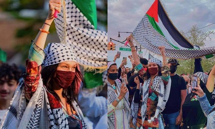 Israel Anggap Bella Hadid Memalukan