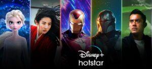 Disney+ Hotstar Lancar Di Malaysia