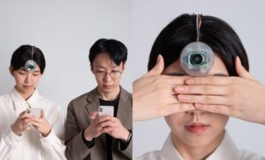 Teknologi Mata Ketiga Telefon