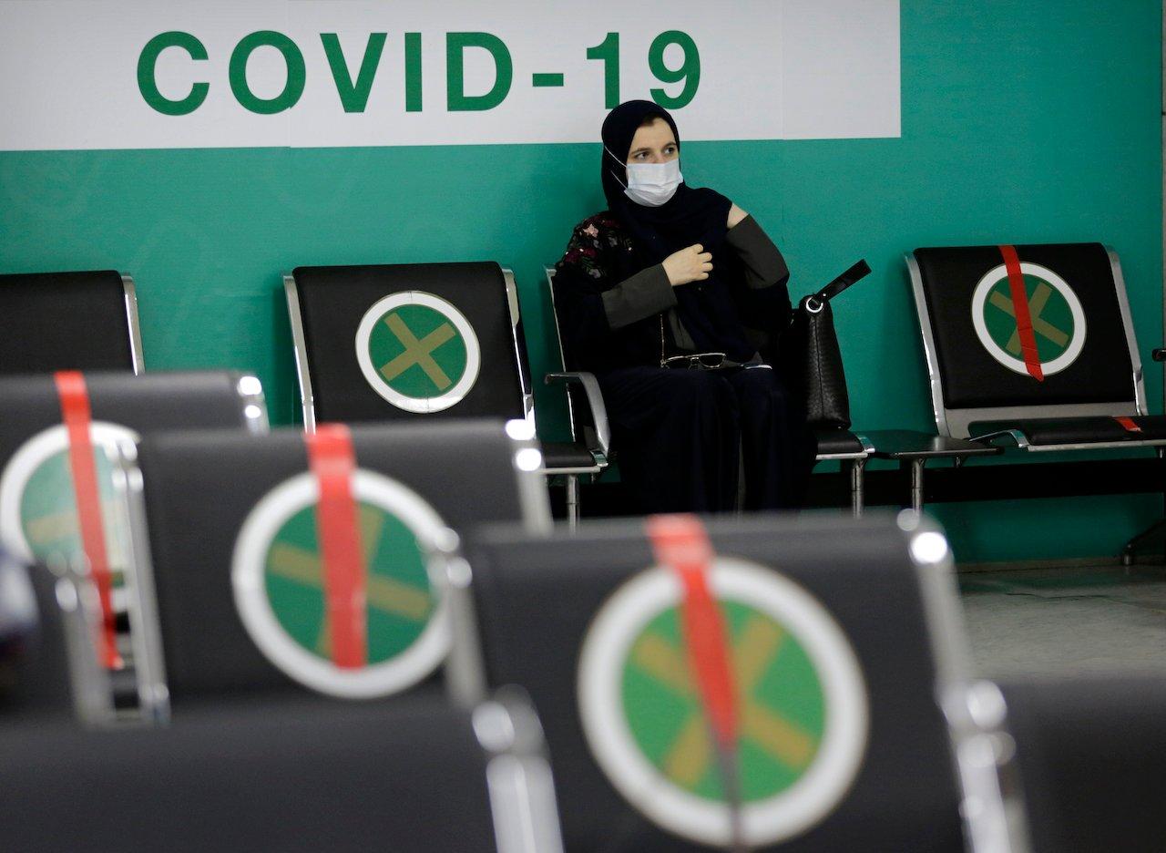 Arab Saudi Antivaksin