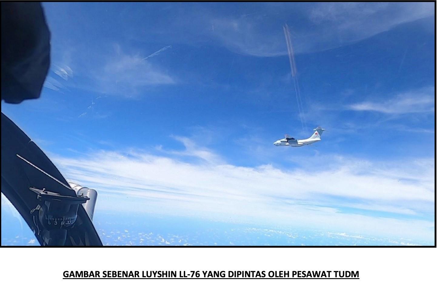 16 Pesawat Mencurigakan Milik Tentera Udara China Dikesan Masuk Ke Ruang Udara Malaysia 2