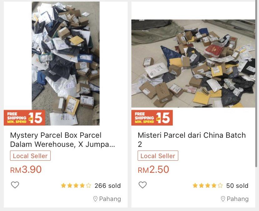 Ala Kotak Misteri, 'Seller' Shopee Jual Barang Tak Dituntut Dari Gudang China 1