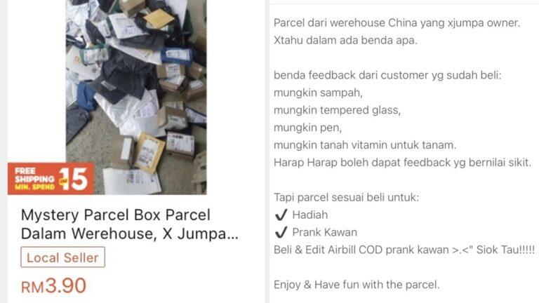 Ala Kotak Misteri, 'Seller' Shopee Jual Barang Tak Dituntut Dari Gudang China 3