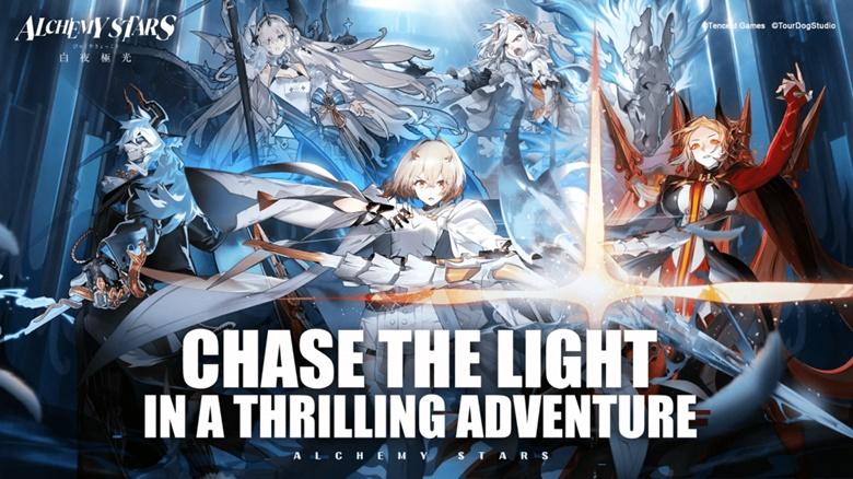 Permainan Alchemy Stars Bahasa