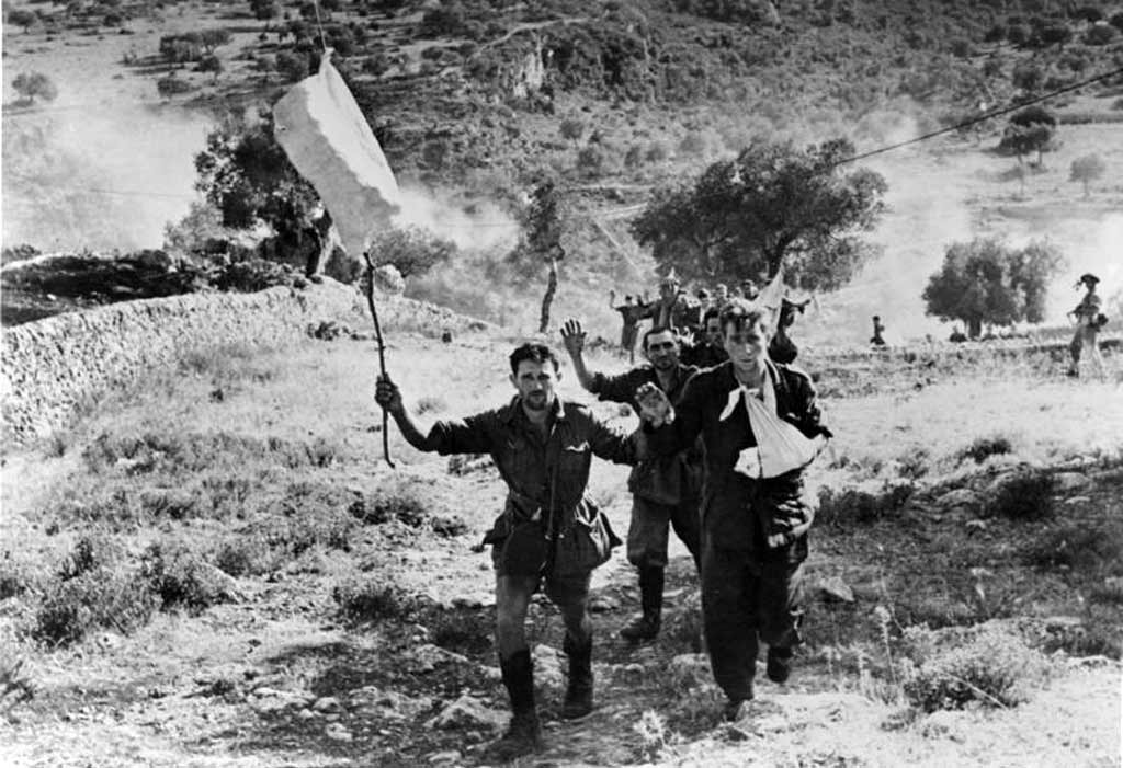 Sejarah Bendera Putih Menyerah Kalah