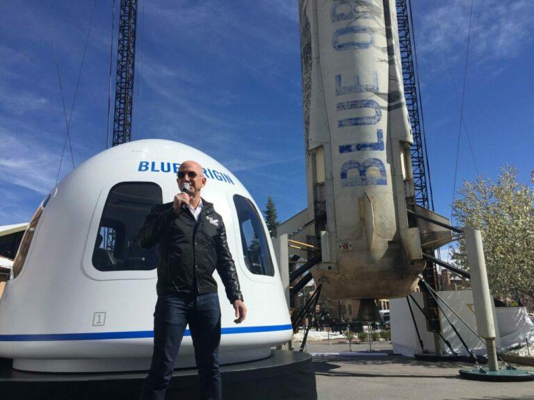 Ramai Tak Mahu Jeff Bezos Kembali Ke Bumi