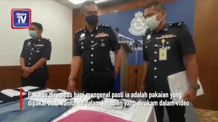 Kenapa Baju Wanita Ugut Polis Sabah Dirampas Ini Penjelasannya 2