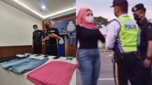 Kenapa Baju Wanita Ugut Polis Sabah Dirampas Ini Penjelasannya 4
