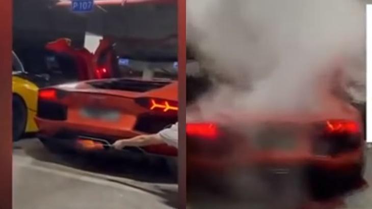 Panggang Daging Guna Lamborghini, Lelaki Pokai Lepas Terima Bil Servis Lebih Setengah Juta 3