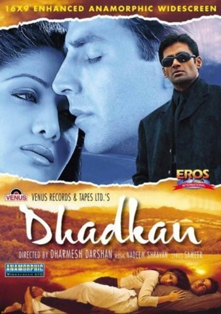 Selepas 21 Tahun, Sunil Shetty & Shilpa Shetty Jadi Tumpuan Selepas 'Remake' OST Popular Filem 'Dhadkhan' 1