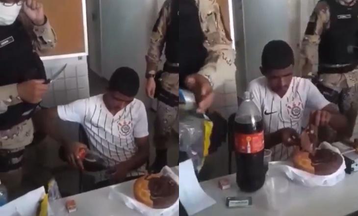 Polis Rai Hari Jadi Remaja Sebelum Masuk Penjara