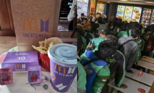 Polis Indonesia Desak Hentikan BTS Meal