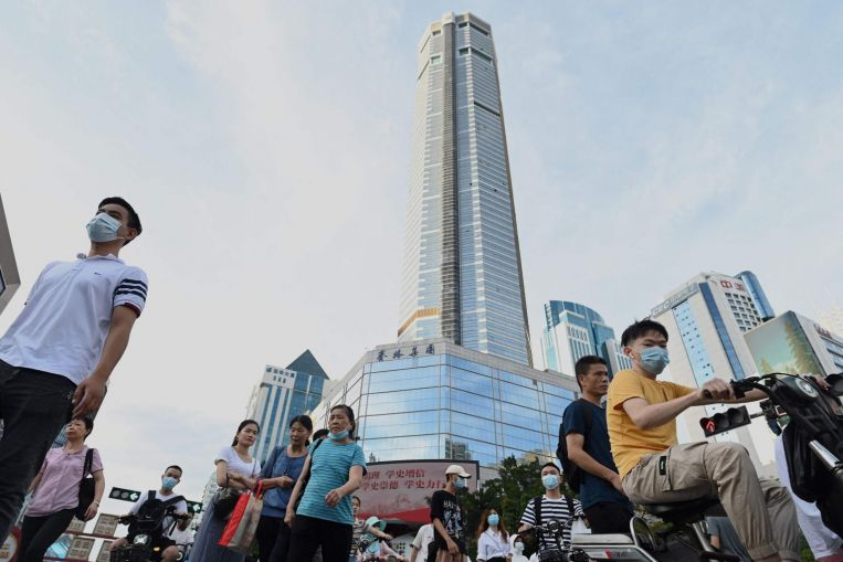 China Haramkan Bangunan Pencakar Langit Lebih 500 Meter Dibina 2