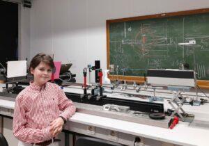 Dapat Ijazah Fizik Di Usia 11 Tahun, Kanak-Kanak Ini Rancang Untuk Jadikan Manusia Kekal Abadi 2