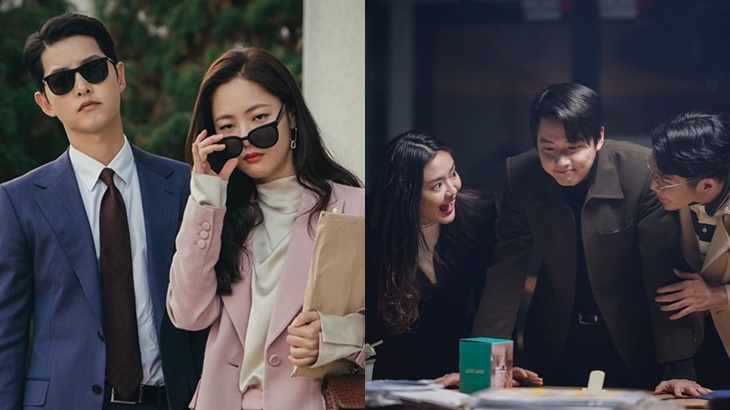 Drama 'Vicenzo' Bakal Ada Adaptasi Indonesia, Salah Seorang Pelakonnya Dikhabarkan Versi Park Seo-joon 4