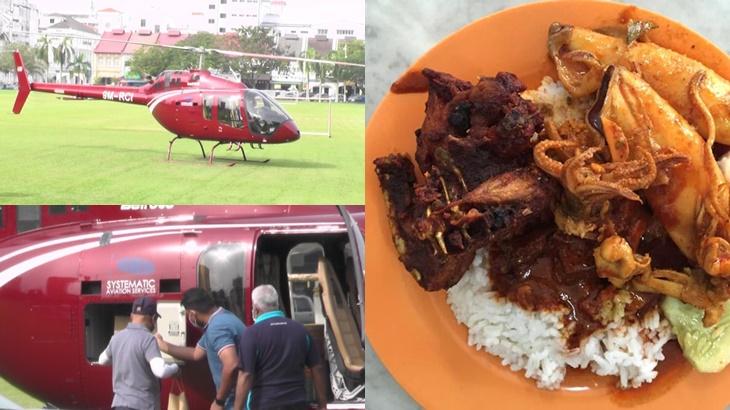 Nasi Ganja Ipoh Helikopter