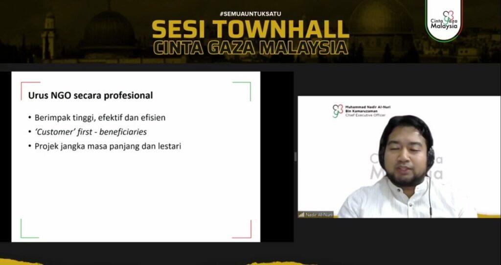 Padat Hujah & Fakta, Nadir Al-Nuri Tenang Bentang Laporan Audit Perbelanjaan Wang Sumbangan