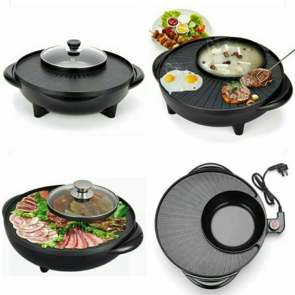 Periuk Steamboat Grill 1