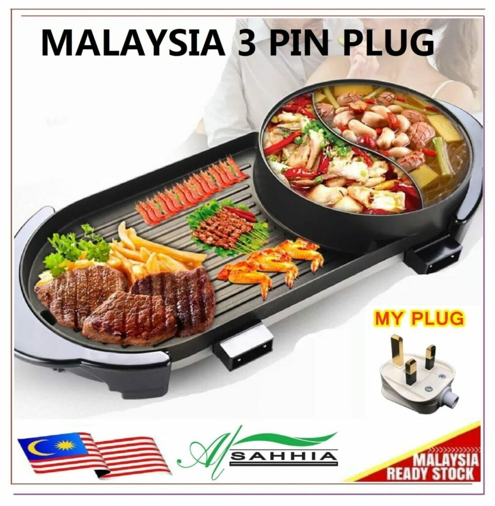 Periuk Steamboat Grill 4