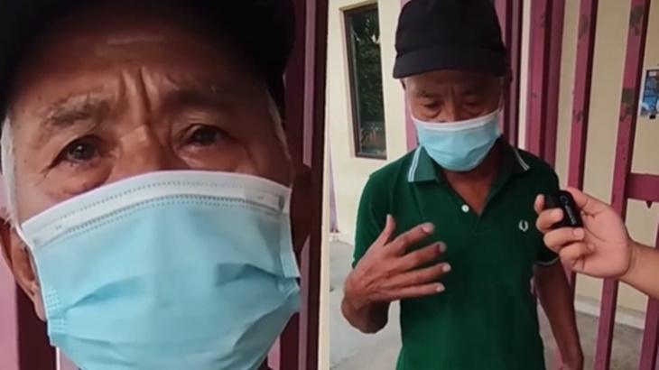 'Terima Kasih Banyaklah,' Ucapan Pak Cik Dalam Video 'Motivasi' Tular Di Pusat Gelandangan Undang Simpati Netizen 3