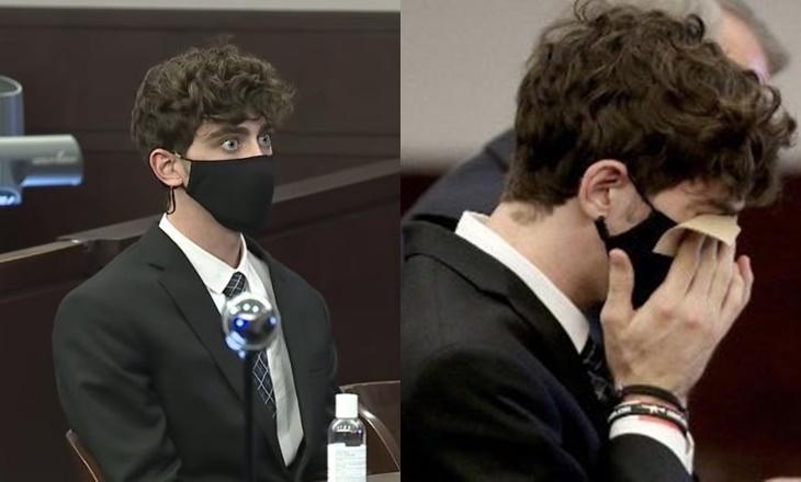 Cameron Herrin Lelaki Tampan 24 Tahun Penjara