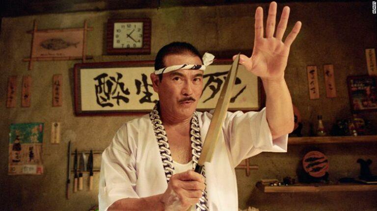 Sonny Chiba Meninggal Dunia