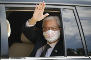 Ismail Sabri Perdana Menteri ke-9