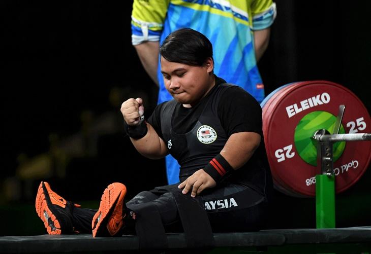 Baru Pecah Rekod Dunia Di Dubai, Bonnie Hadiahkan Malaysia Pingat Emas Di Paralimpik Tokyo 2020 3