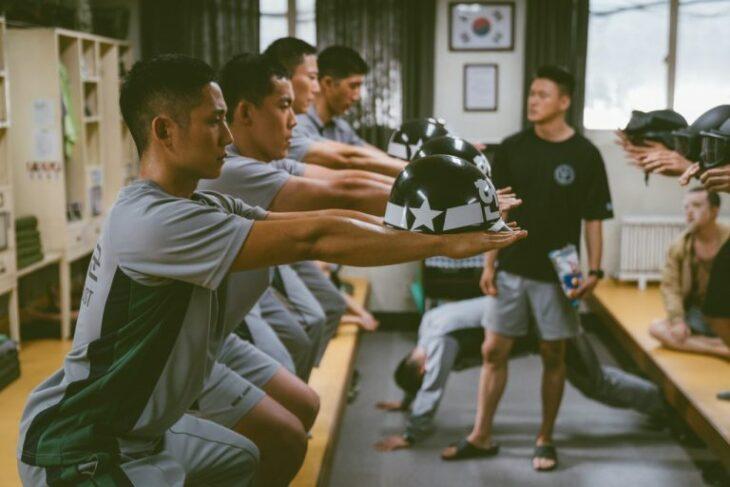 'D.P' Kritik Isu Buli Dalam Kalangan Tentera Di Korea Selatan 1