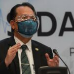 Pelitup Muka Berganda Dan Face Shield Varian Delta