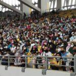Tular Gambar Di PPV Bukit Jalil Sesak Dengan Kehadiran Lebih 18,000 Penerima Vaksin Warga Asing 3