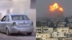 Video Proton Saga Digunakan Sebagai Bom Kereta Di Syria Kembali Tular 3
