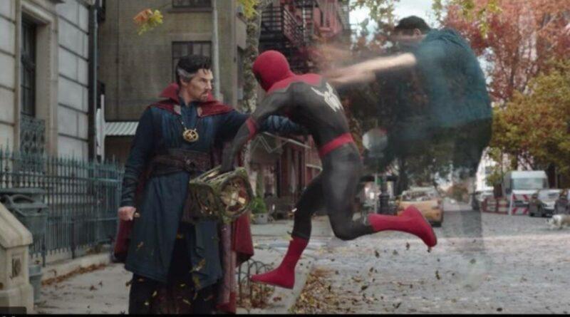 Spider-Man No Way Home Trailer Rasmi