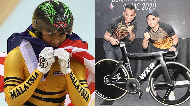 Fakta Azizulhasni Olimpik Tokyo