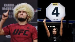 Khabib Anggap Ring Girl Tak Berguna Dalam MMA