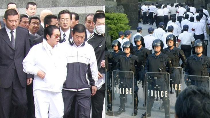 Ketua Yakuza Pertama Dijatuhi Hukuman Mati Ancam Mahkamah
